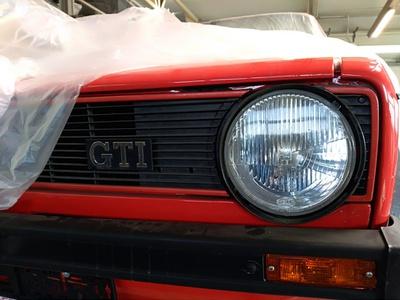 Golf 1 GTI